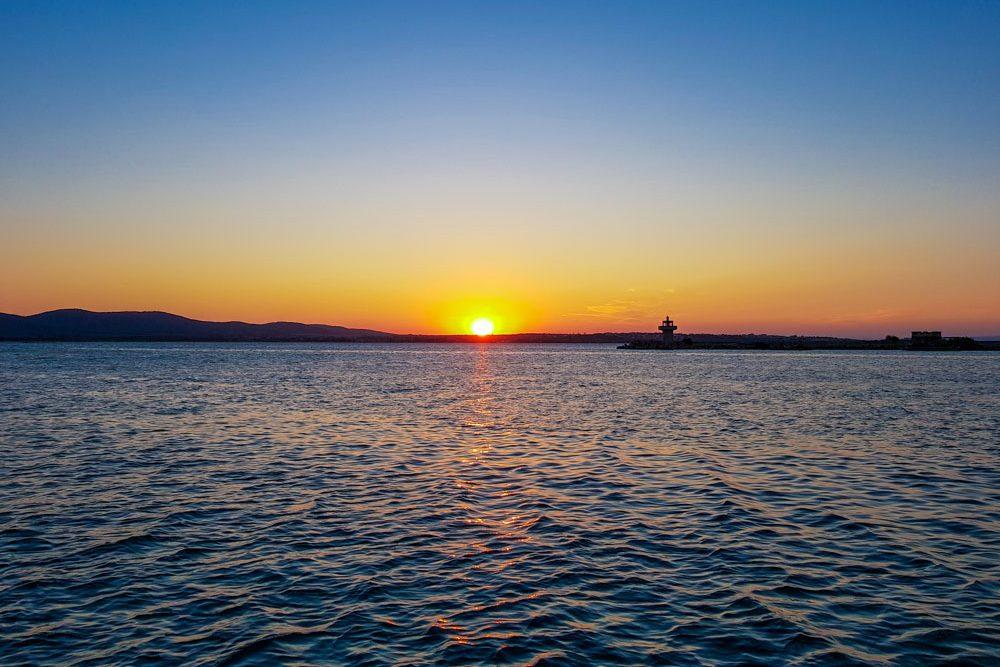Sozopol Bulgaria Sunset