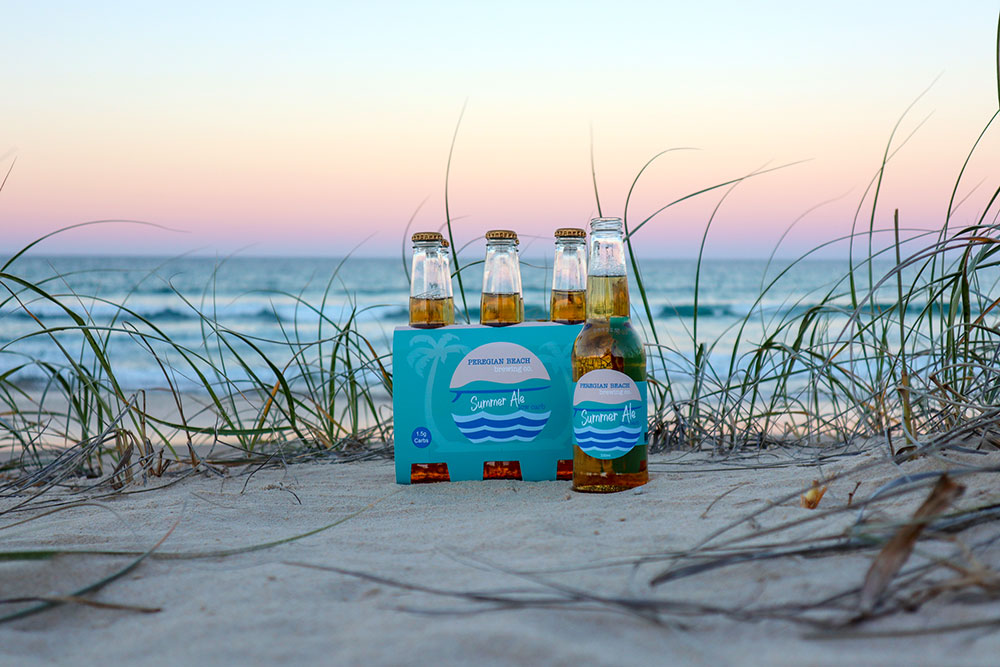 Peregian Beach Summer Ale Beer